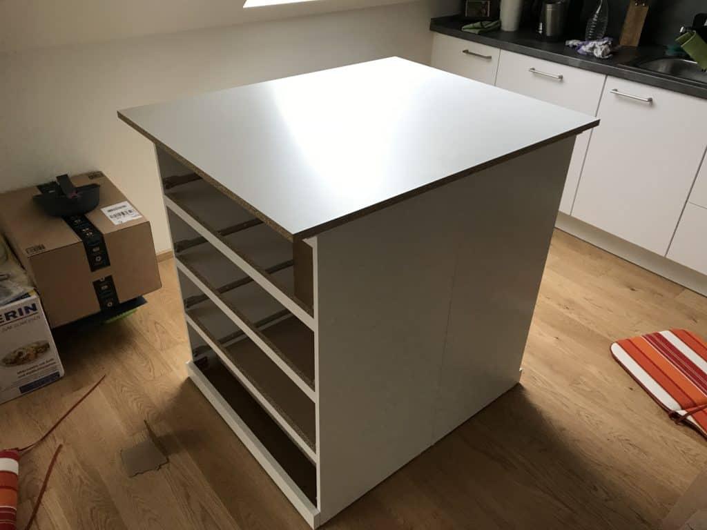 DIY Kücheninsel selber bauen - IKEA-Hack - timbertime.de
