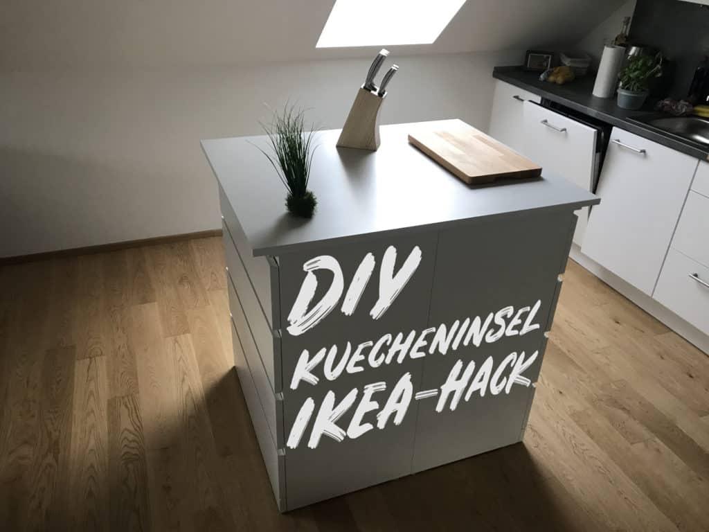 Diy Kücheninsel Selber Bauen Ikea Hack Timbertimede