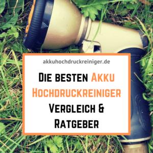 Akku Hochdruckreiniger