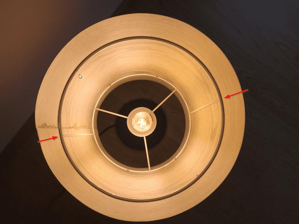 Lampenschirm DIY