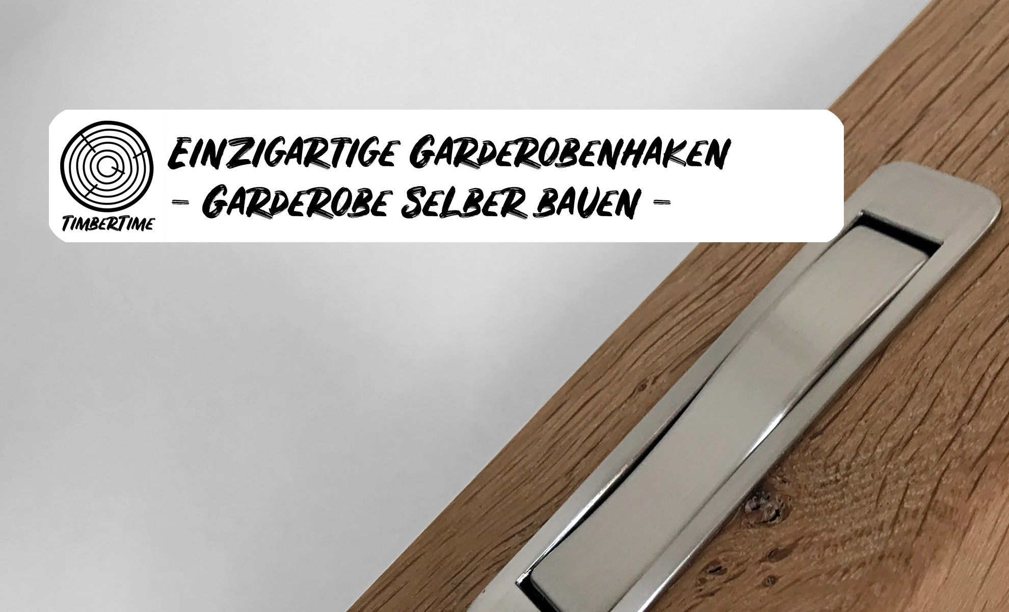 Designer Garderobenhaken DIY