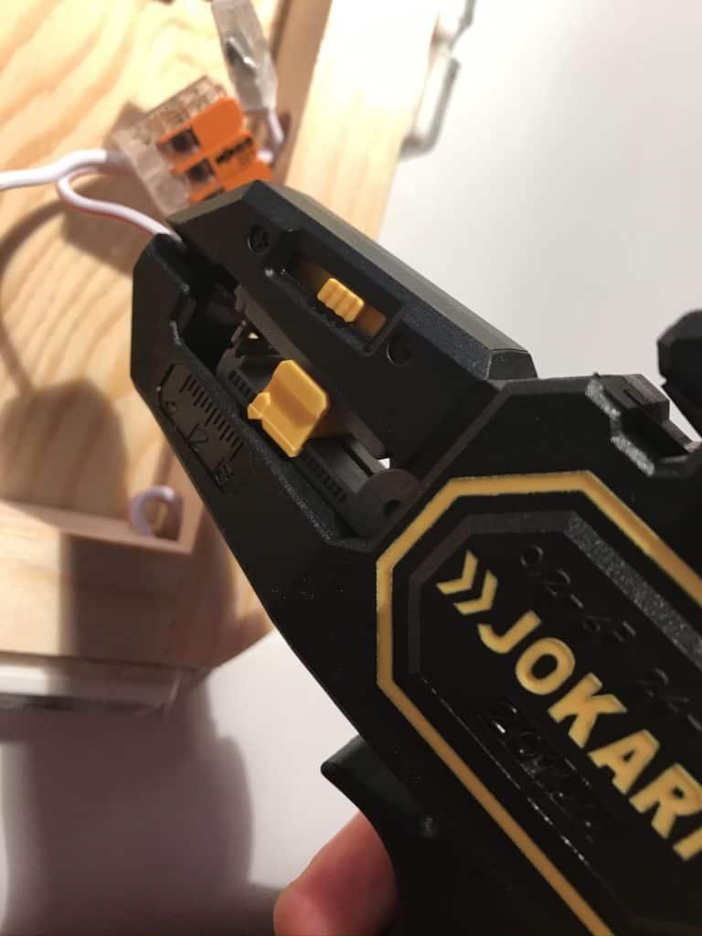 Wandlampe selber bauen