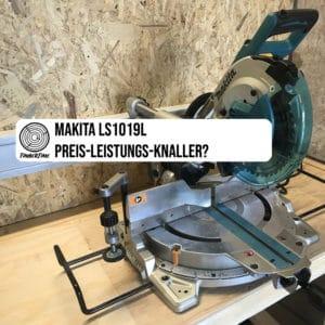 Makita LS1019L Test